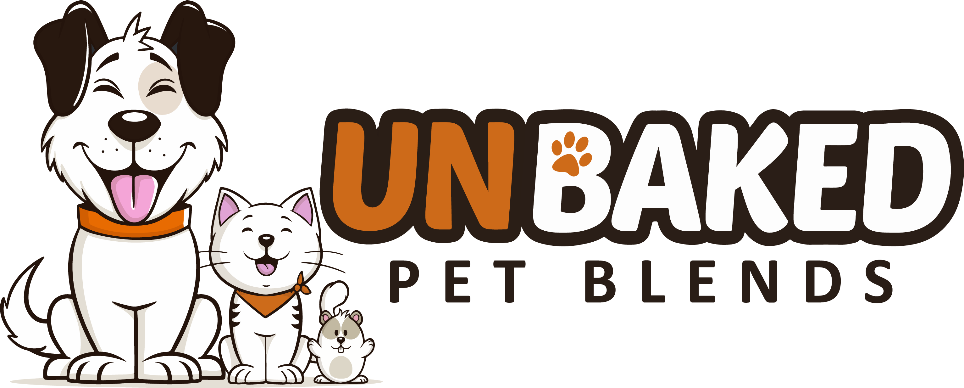 Unbaked Pet Blends